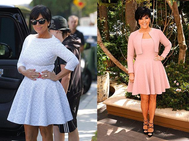 Смелые фасоны платьев для женщин 50 лет