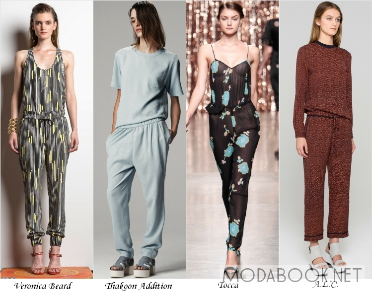 Пижамы в летней моде 2014 года