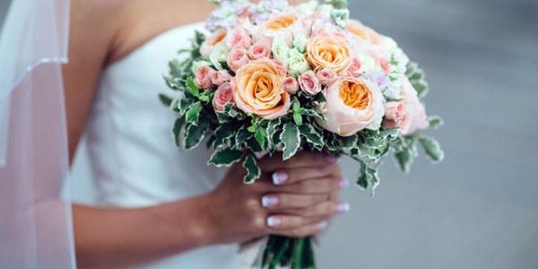 Свадебные букеты.осень