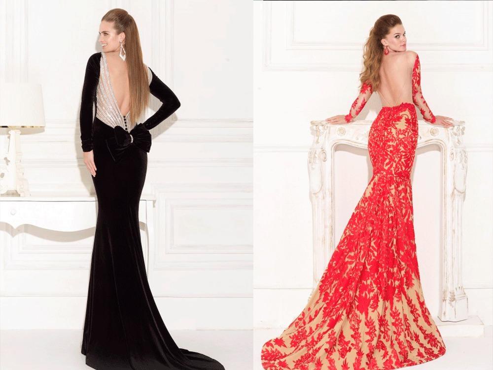 Купить Длинное Платье С Открытой Спиной