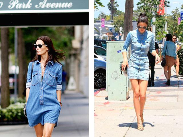 ea3280ca443 Видео как сшить модное джинсовое платье своими руками