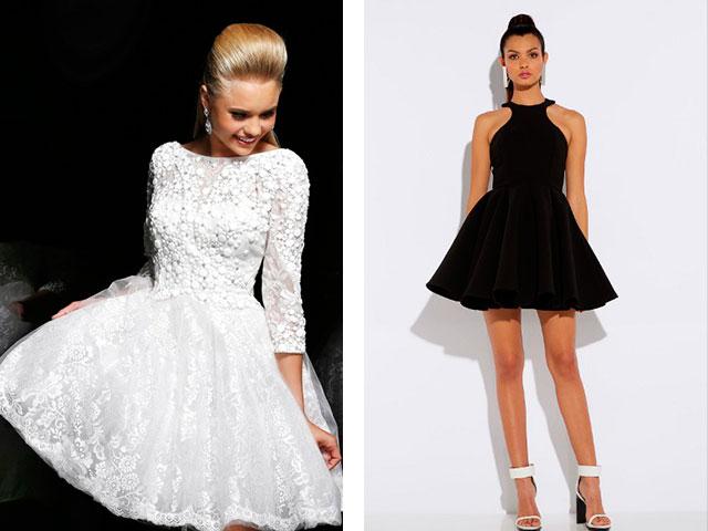 Юбка и платье 2016