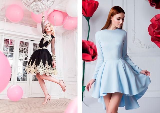 Брендовое платье 2016
