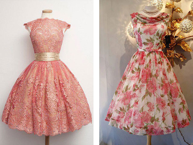 Платье 60-х выкройка с пышной юбкой