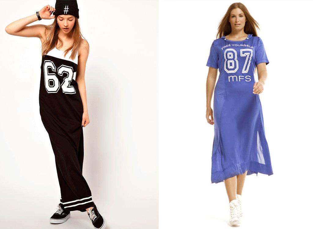 Платье В Спортивном Стиле Купить