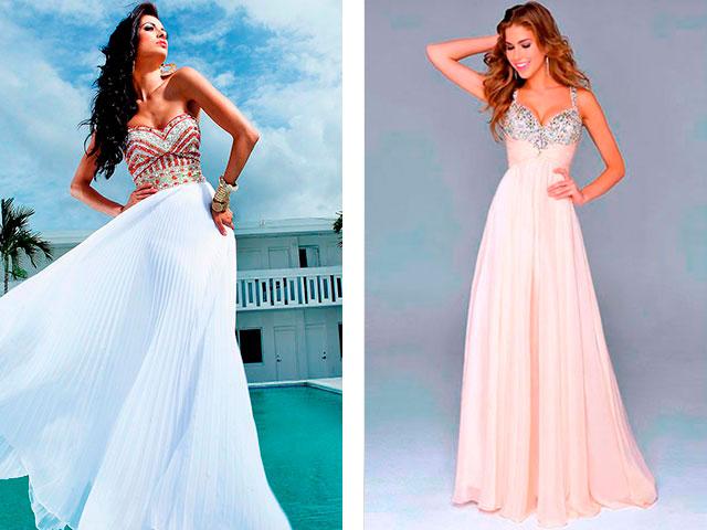 4359d25e7a0d Модные длинные платья в пол 2019  модели, фото и видео