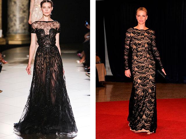 Вечерние платья в пол 2016