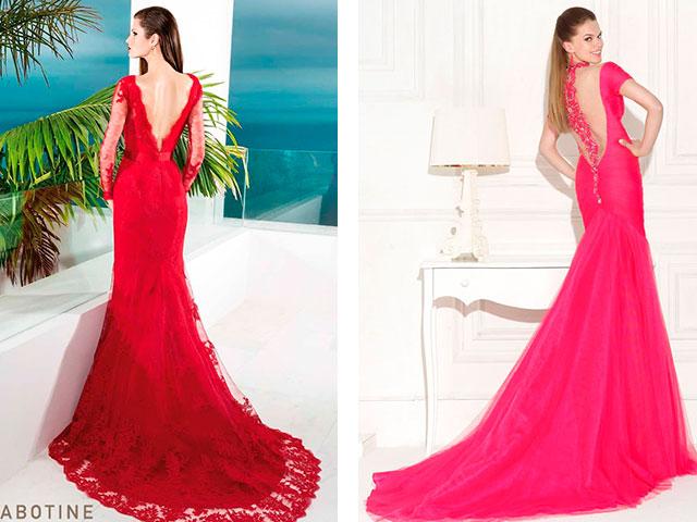 вечерние длинные платья на свадьбу фото