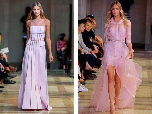 Стильные платья в пол 2016