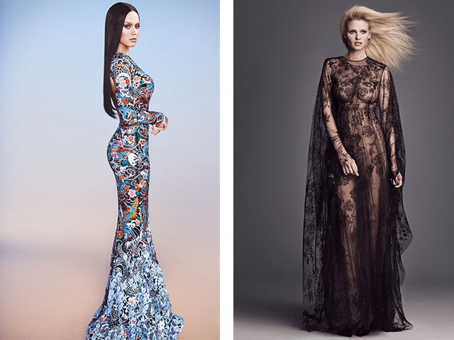 Платья прямые длинные стильные